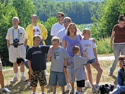 Camp Susquehannock 100th Anniversary Celebration - Part II - July 23 & 24, 2005