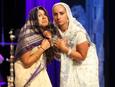 Rachel and Nadia