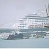 ALASKA 2005 - first glimpse MS RYNDAM - Holland America