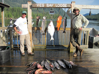Capt Jim 2009 Customer Catches