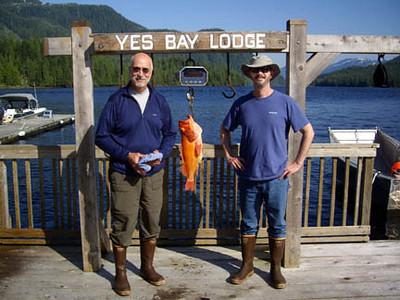 Yes Bay Lodge -2009 Fishing Highlights