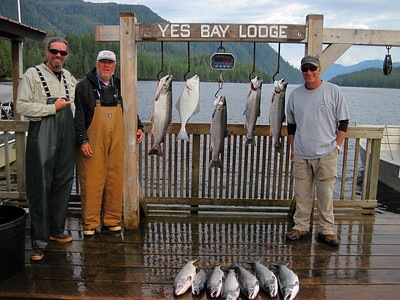 Alaska 2009 - September Fish Pictures