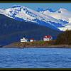 Auk Bay, Alaska, Near Juneau