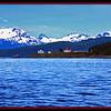 Lighthouse Auk Bay, Alaska - Near Juneau