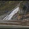 Waterfall - Mendenhall Glacier, Juneau, Alaska