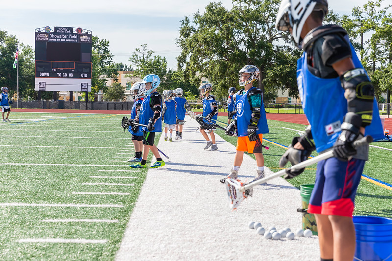 All American Lacrosse Camps, Summer Camp 2018