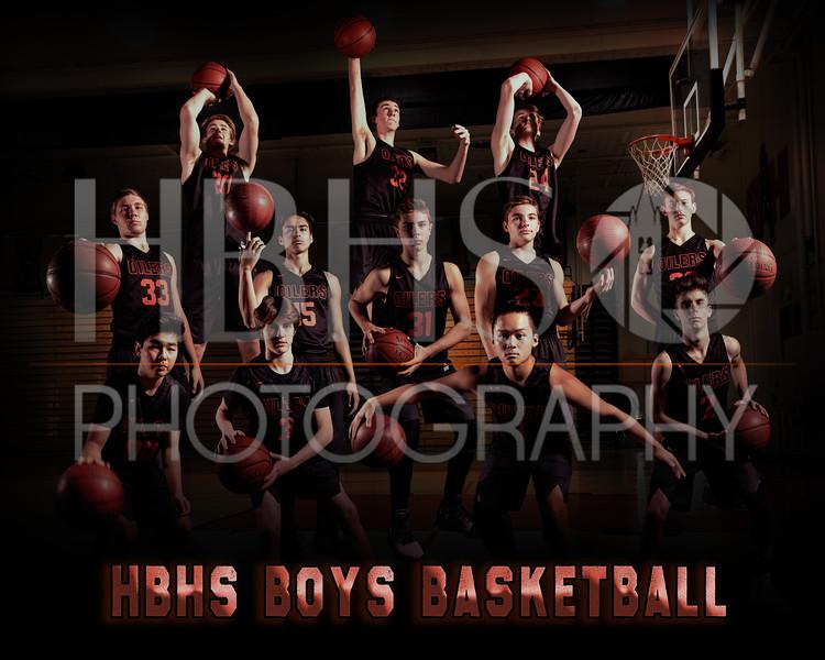 Boys Basketball 2017-18