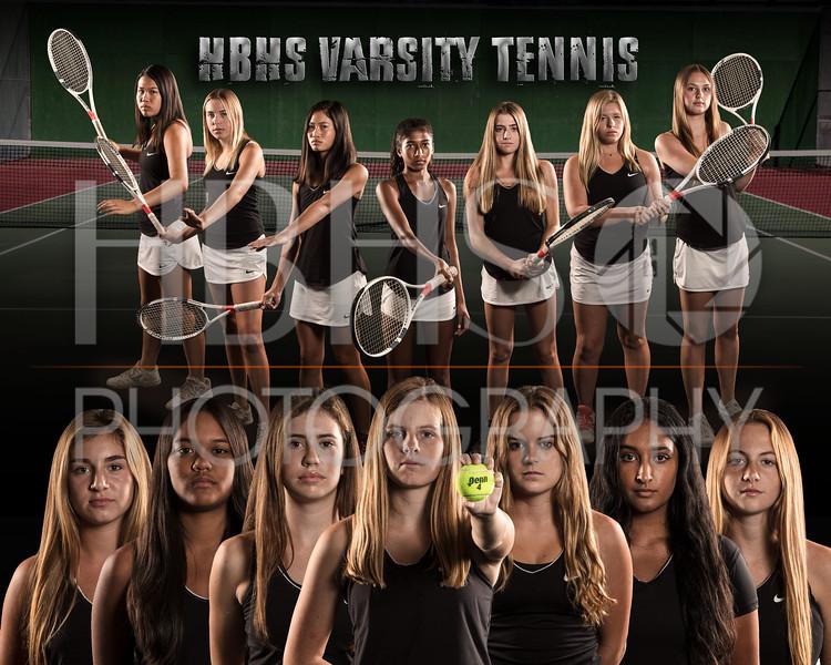 Girls Tennis Specialty 2017-18