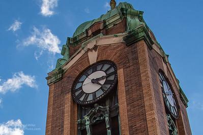 Sibley's Clock Tower