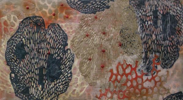 Blake, Abbey - Untitled (Sea Life), 2014
