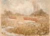 Manning, Wray - Snow Fence, 1952, NFS