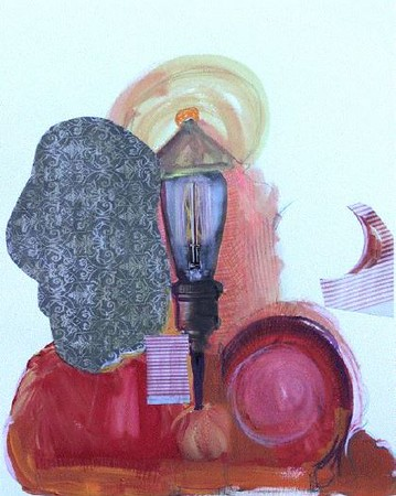 "Emery, Elizabeth - Untitled, ""Streetlight"", 2015"