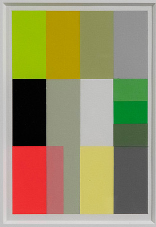 Tranberg, Dan - Untitled 1618, 1619, 1620, and 1621, 2016