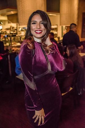 Michelle Fernandez Birthday @ Dragonfly 1-18