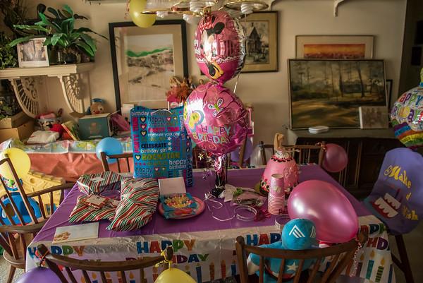 Birthday Party 9-10-16