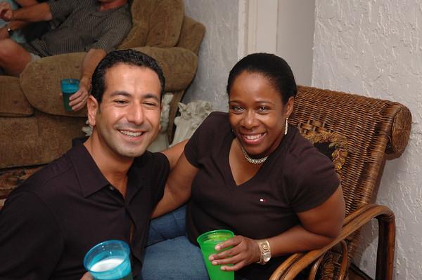 Corinne's Birthday Party 6-25-05