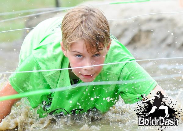 BoldrDash KIDS in the Mud