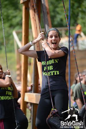 Saturday  1:00pm-2:00pm - Tarzan Tire Swing