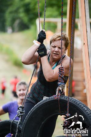 Saturday 12:00PM - 1:00PM - Tarzan Tire Swing
