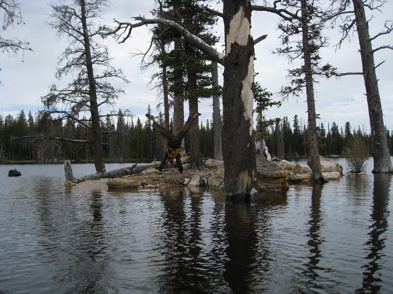 Andres Calderon - Washington Lake - Uintah Mountains, Utah