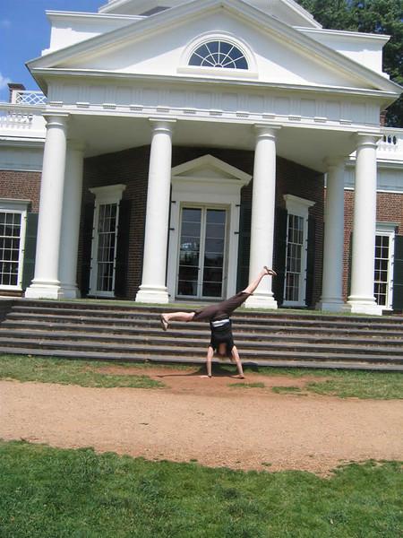 Heather Fry - Monticello, Charlottesville, Virginia