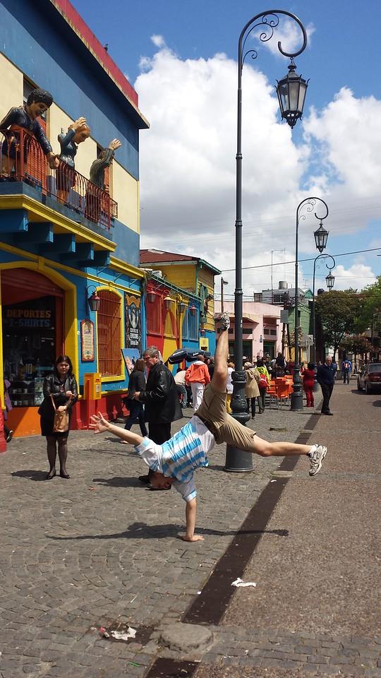 Andres Calderon - La Boca - Buenos Aires - Argentina