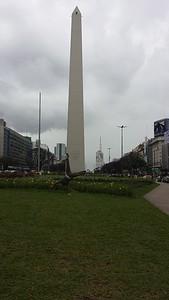 Andres Calderon - Obelisk - Buenos Aires, Argentina