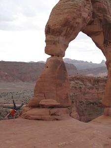 Andres Calderon - Delicate Arch - Moab, Utah