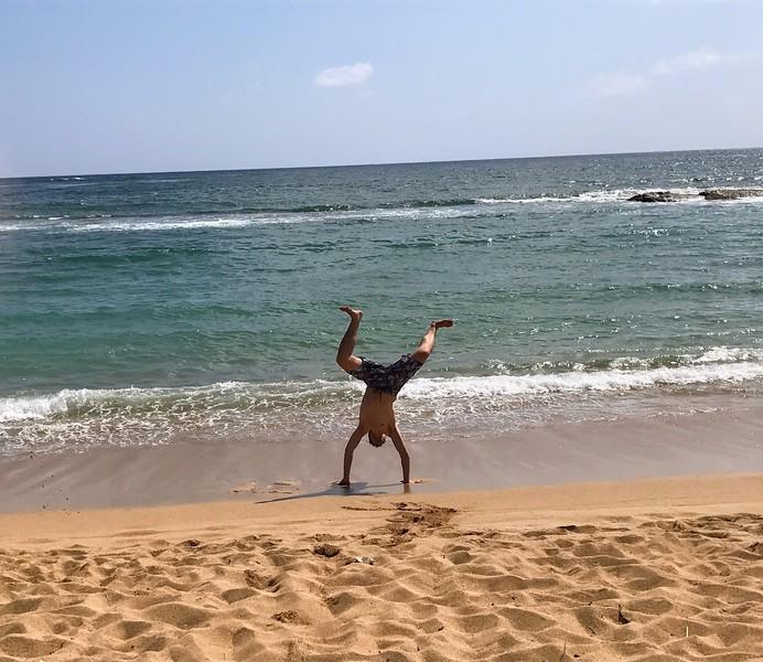 Armando Calderon - USA - Eleele - Salt Pond Park Beach