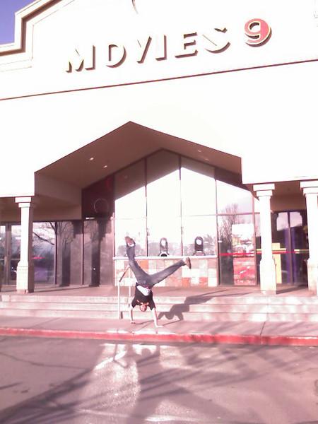 Andres Calderon - Movies 9 - Sandy, Utah