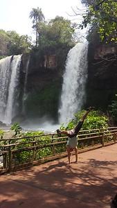 Stacee Calderon - Iguazu Falls - Argentina