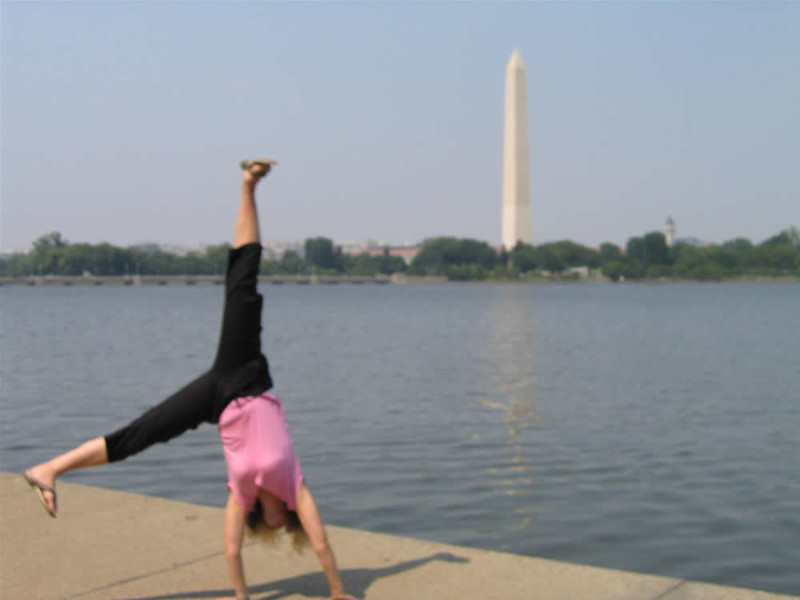 Heather Fry - Washington Monument, Washington D.C.