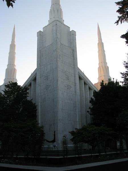 Andres Calderon - LDS Portland Temple - Portland, Oregon