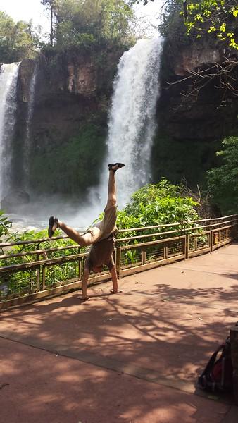 Andres Calderon - Iguazu Falls - Argentina