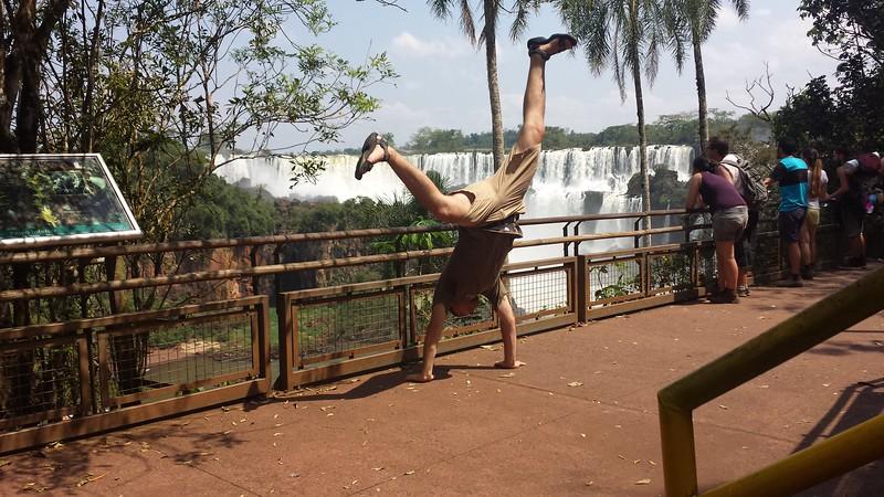 Andres Calderon - Iguazu Falls, Argentina
