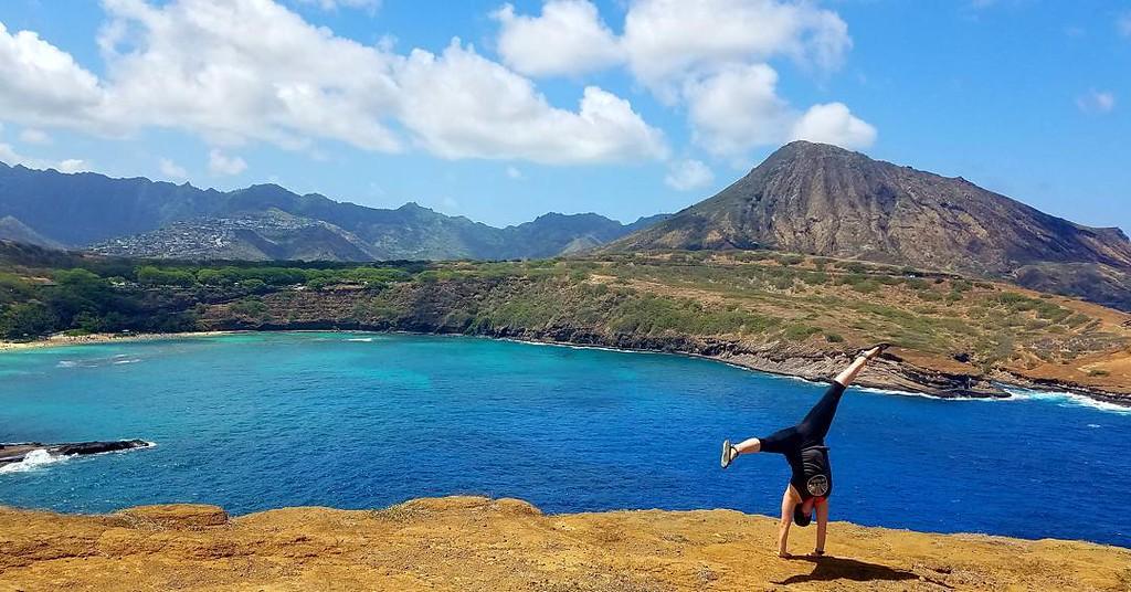 Callie Wally - Hanauma Bay - Hawaii Kai - USA