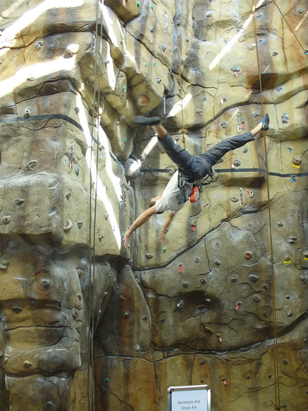 Andres Calderon - Dimple Dell Rock Wall - Dimple Dell Recreation Center - Sandy, Utah
