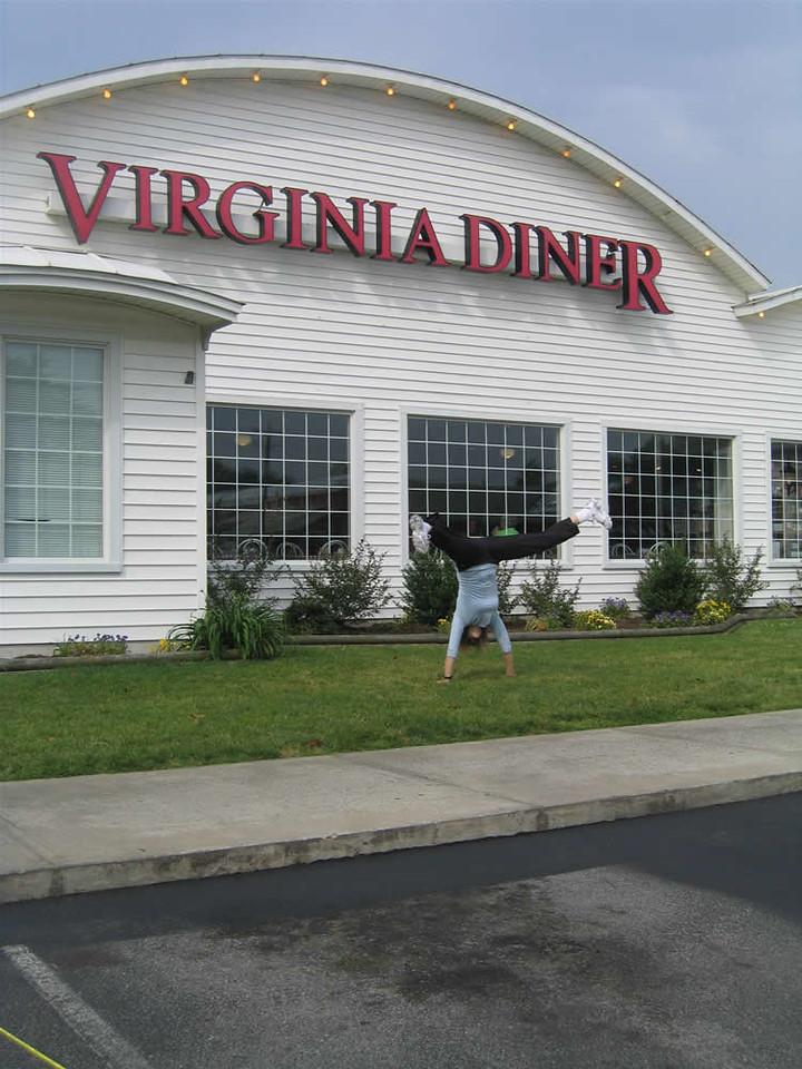 Heather Fry - Virginia Diner, Wakefield, Virginia