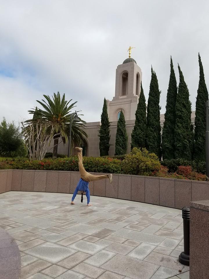 Andres Calderon - Newport Beach LDS Temple - Newport Beach - USA