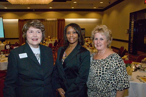 40th Women's Achevement Awards Luncheon @ Sheraton 10-21-11