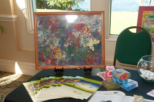 Best Stressed Woman Event @ Lue Gardens 10-20-12