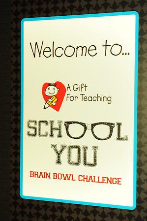 Brain Bowl Challenge @ OMA 4-16-11