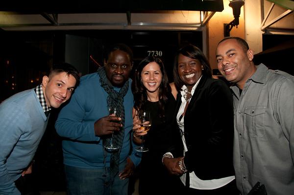Charity Event @ La Rouge 12-11
