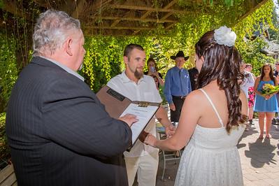 Karen and Bryan's Wedding