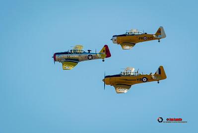 Canadian Museum of Flight aircraft