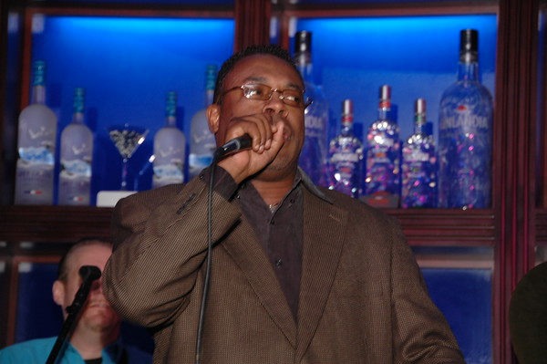 Michael Winslow Live @ Blue Martini 1-5-06