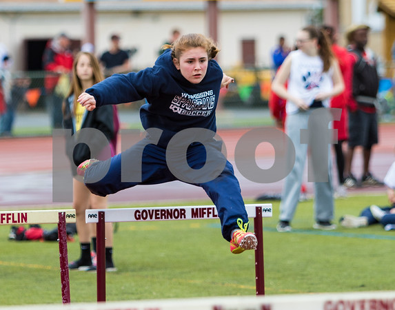 All County Middle School Track Meet 5-17-16