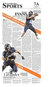 All-County football 2017