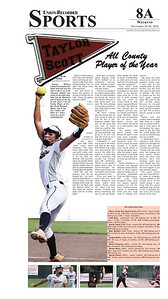 All-County softball 2017