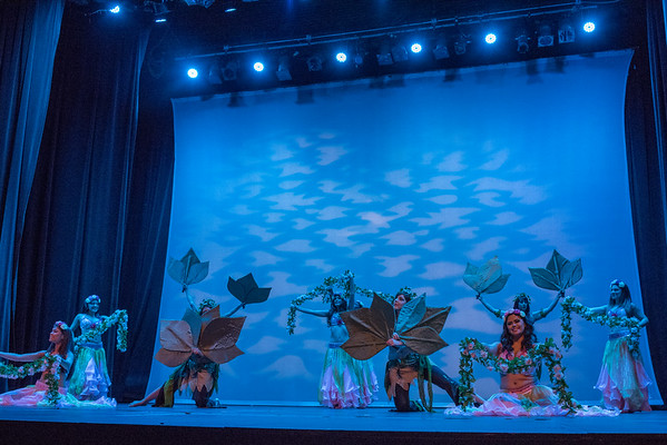 All Orlando Belly Dance Unveiled Shows